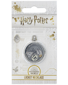 Harry Potter - Collier médaillon Floating Charms
