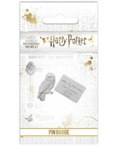 Harry Potter - Set de pins Hedwige & Lettre