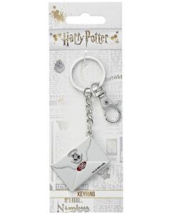 Harry Potter - Porte-clé Lettre Hogwarts