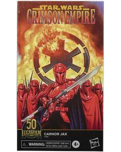 Star Wars - Black Series - Figurine Carnor Jax (Crimson Empire)