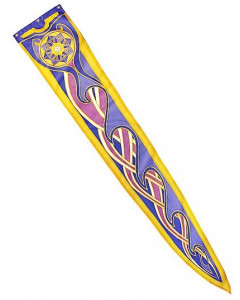 Lord of the Rings - Drapeau des Elfes