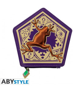 Harry Potter - Porte-monnaie Chocogrenouille (Chocolate Frog)