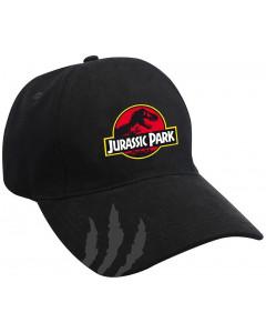 Jurassic Park - Casquette logo