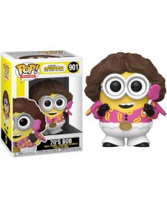Minions - Pop! The Rise of Gru - 70's Bob n°901