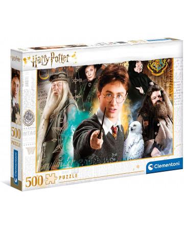 Harry Potter - Puzzle 500 pièces