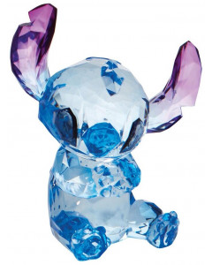 Disney - Facets Collection - Figurine acrylique Stitch