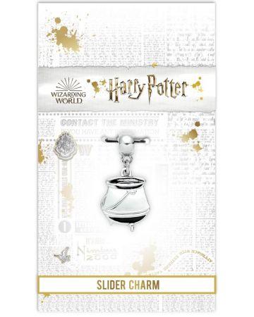 Harry Potter - Breloque plaqué argent Chaudron