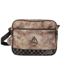 Harry Potter - Sac besace Deathly Hallows