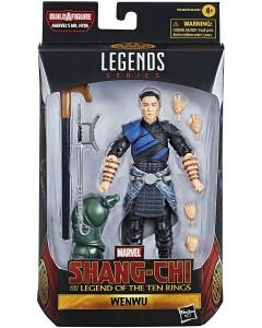 Marvel Legends - Mr Hyde Series - Figurine Wenwu (Shang-Chi)