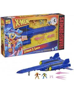 Transformers Ft X-Men - Figurine Ultimate X-Spanse 22 cm
