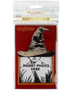 Harry Potter - Aimant cadre photo Sorting Hat : Gryffindor