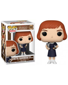 The Queen's Gambit - Pop! Television - Beth Harmon with Trophies n°1121