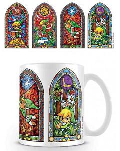Zelda - Mug Stained Glass