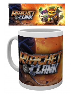 Ratchet and Clank - Mug All for One