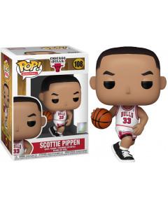 NBA - Pop! Basketball - Chicago Bulls Scottie Pippen n°108
