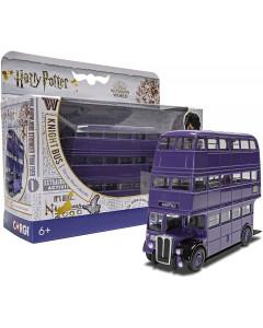 Harry Potter - Réplique métal 1/76 Knight Bus