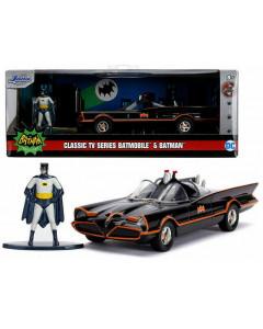 Batman - Batmobile 1/32 - 1966 Batman Batmobile with Figure