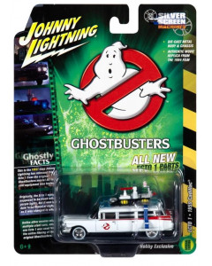 Ghostbusters - 1/64 Ghostbusters Ecto 1