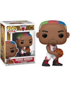 NBA - Pop! Basketball - Chicago Bulls Dennis Rodman n°103