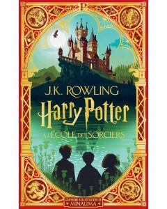 Harry Potter à l'école des sorciers : édition illustra par Minalima