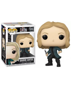Marvel Studios : The Falcon and The Winter Soldier - Pop! - Sharon Carter n°816