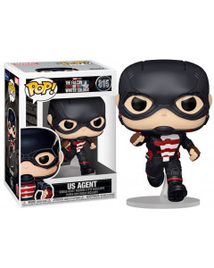 Marvel Studios : The Falcon and The Winter Soldier - Pop! - US Agent n°815
