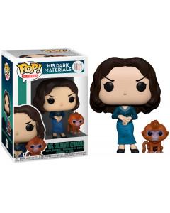 His Dark Materials - Pop! Television - Mrs Coulter with Ozymandias n°1111
