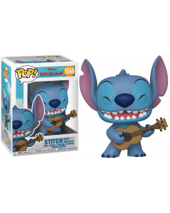 Disney Pop! - Lilo & Stitch - Stitch Ukulele n°1044