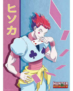 Hunter x Hunter - Poster Hisoka 52 x 38 cm