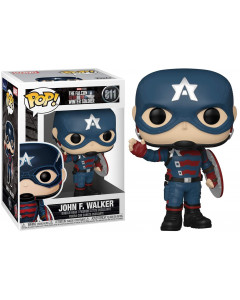 Marvel Studios : The Falcon and The Winter Soldier - Pop! - John F. Walker n°811