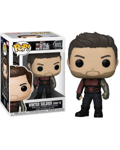 Marvel Studios : The Falcon and The Winter Soldier - Pop! - Winter Soldier (Zone 73) n°813