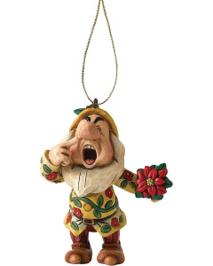 Disney - Traditions - Ornement de sapin Sneezy (Atchoum)