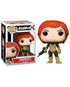 Retro Toys - Pop! - G.I. Joe : Scarlett n°74
