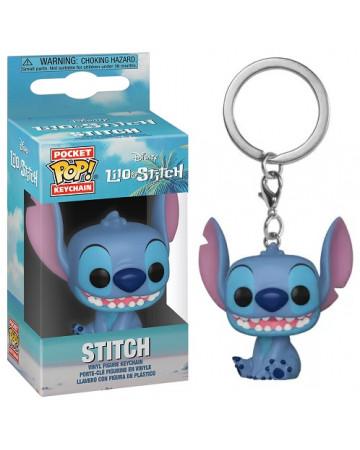 Disney - Pop! Pocket - Porte-clé Stitch