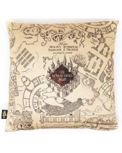 Harry Potter - Housse de coussin Marauder's Map