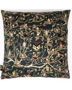 Harry Potter - Housse de coussin Black Family Tapestry 40 x 40 cm