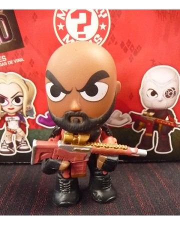 Suicide Squad - Mystery Mini Figure - Deadshot Unmasked