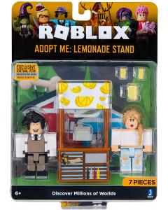 Roblox - Pack Figurines Adopt Me: Lemonade Stand