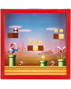Super Mario - Tirelire Niveau