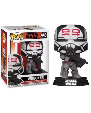 Star Wars : The Bad Batch - Pop! - Wrecker n°443