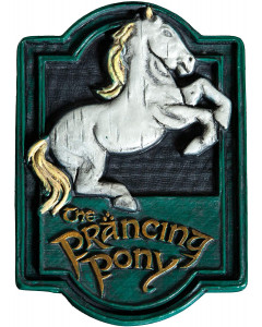 Lord of the Rings - Aimant The Prancing Pony