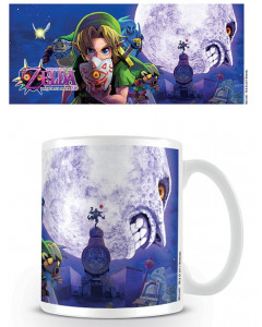 Zelda - Mug Majora's Mask Moon
