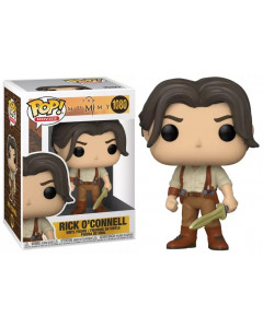 The Mummy - Pop! - Rick O'Connell n°1080