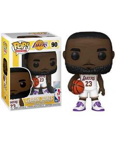 NBA - Pop! Basketball - Lakers Uniform Lebron James Alternate n°90