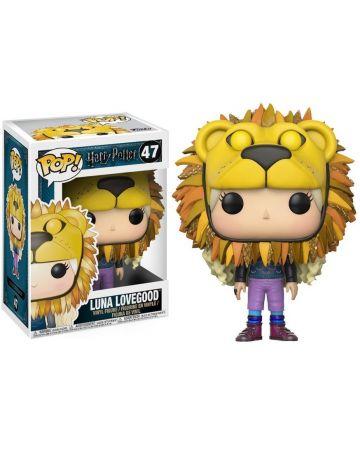 Harry Potter - Pop! - Luna Lovegood With Lion Head n°47