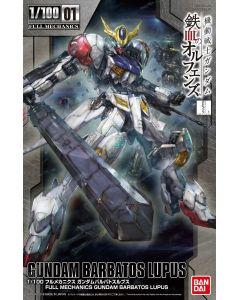 Gundam - 1/100 Barbatos Lupus