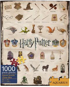 Harry Potter - Puzzle Icons (1000 pièces)