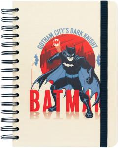 DC Comics - Carnet spirales Batman
