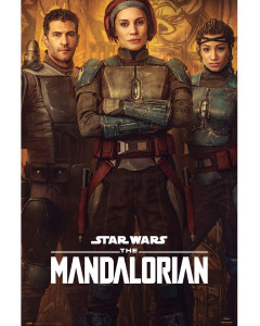 Star Wars : The Mandalorian - Grand poster Bo-Katan (61 x 91,5 cm)