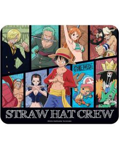 One Piece - Tapis de souris New World Straw Man Crew